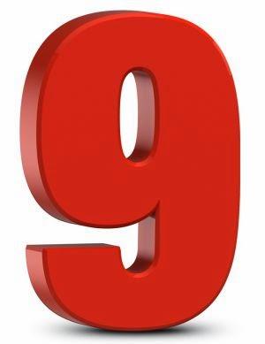 Inspiring Number - Keajaiban Angka 9