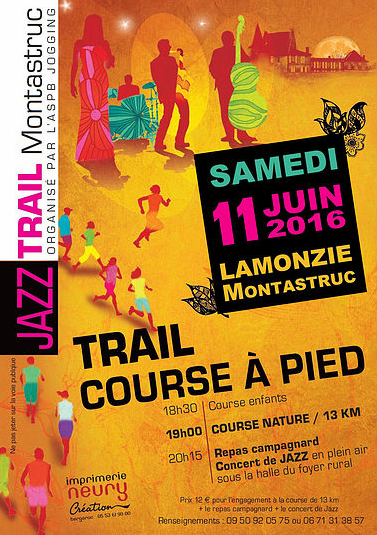 Inscriptions Jazz Trail