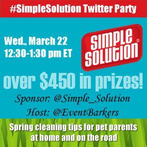 RSVP for #SimpleSolution Twitter Party!