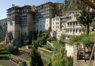 Monte+Athos+monasterio