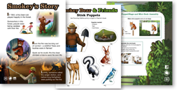Free Smokey Bear + Friends Program