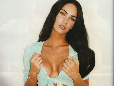 Megan Fox Sexy HD Wallpapers