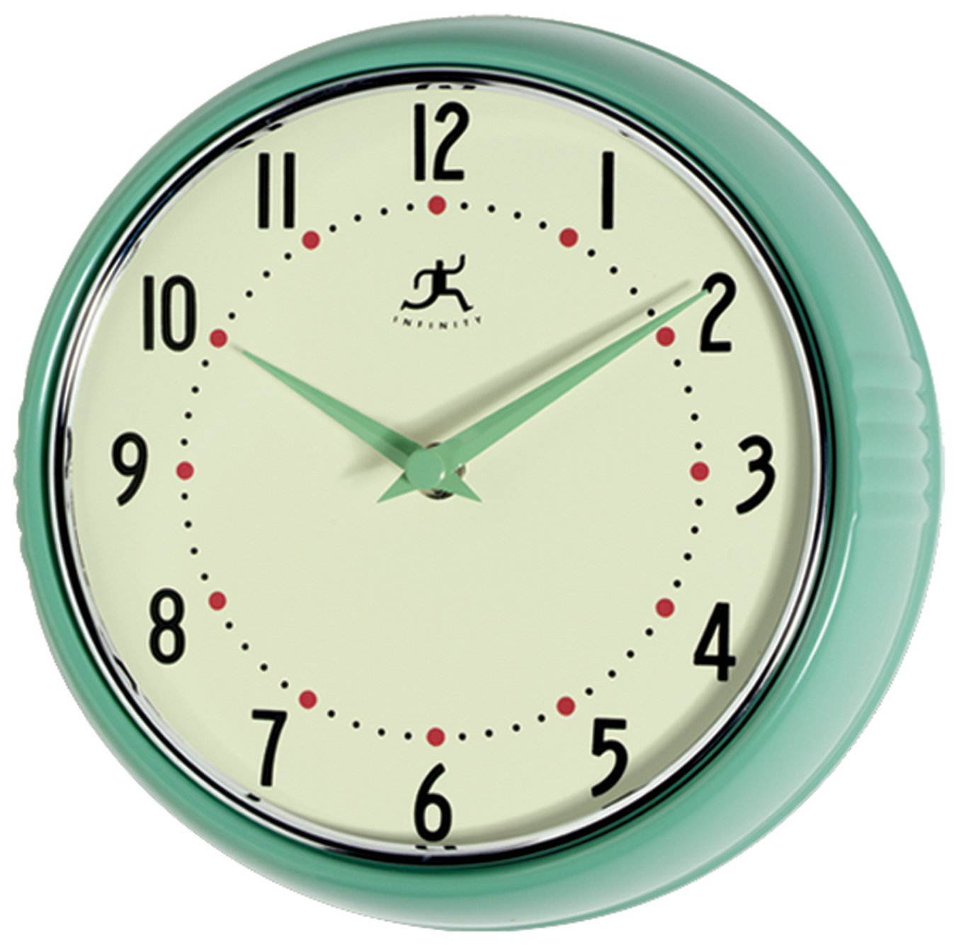 Mint Green Kitchen Accessories Clocks Little House Design