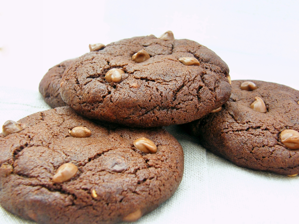 The Great Triple Chocolate Cookie Challenge - Tinned Tomatoes