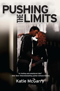 Book Review + QA with author +Giveaway: Pushing the Limits by Katie McGarry