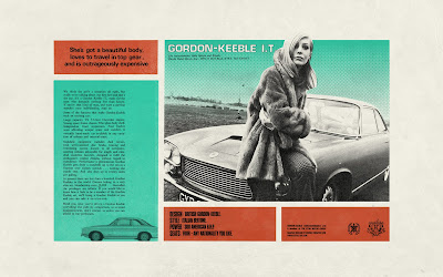 Gordon Keeble