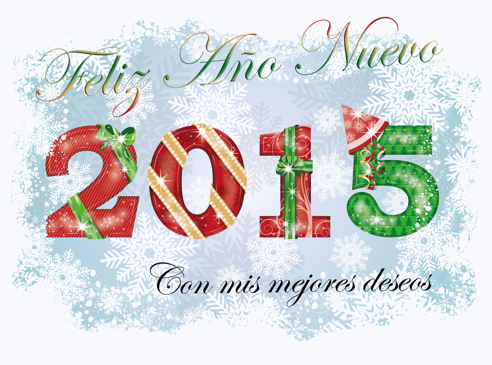 Imágenes para Facebook de Feliz Año 2015 Gratis