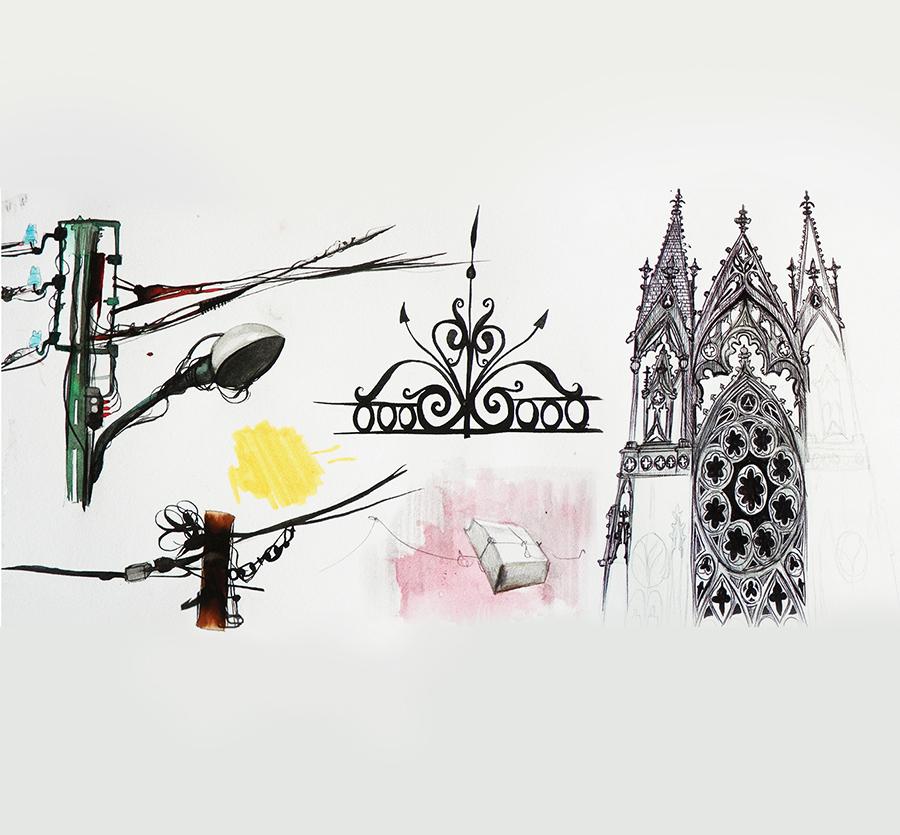 07-Katarina-Pridavkova-Fantasy-Architecture-in-Plaster-and-Clay-Town-www-designstack-co