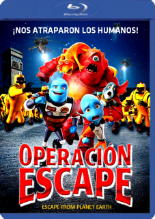 Escape del planeta Tierra BRrip Latino 2013