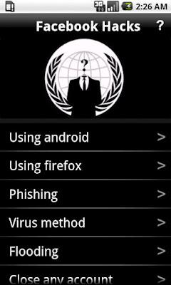 Hacks for Facebook v1.4