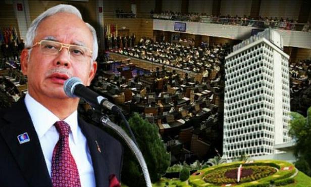 Usul Undi Tidak Percaya kepada PM