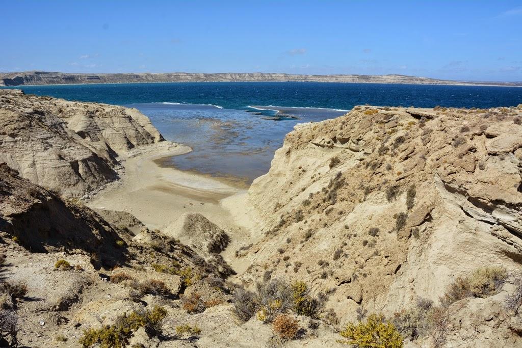 Peninsula Valdes viewpoint
