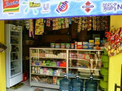 Penggolongan Pengecer (Retailer) Berdasarkan Ukuran Toko