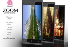 Himax Zoom Smartphone layar anti gores