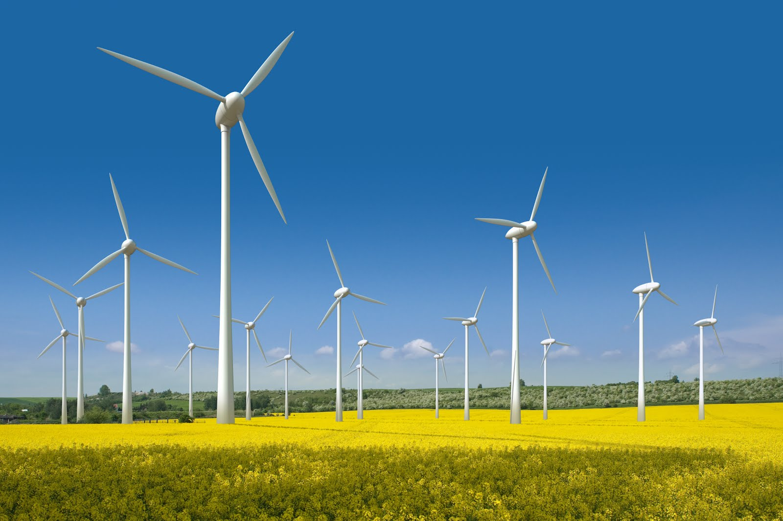 Eco Themepics - Windpower