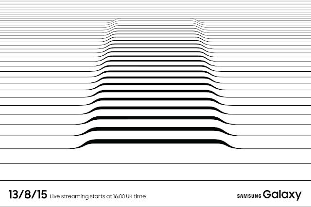شاهد البث المباشر لمؤتمر سامسونج من هنا Samsung Galaxy Unpacked 2015 Live