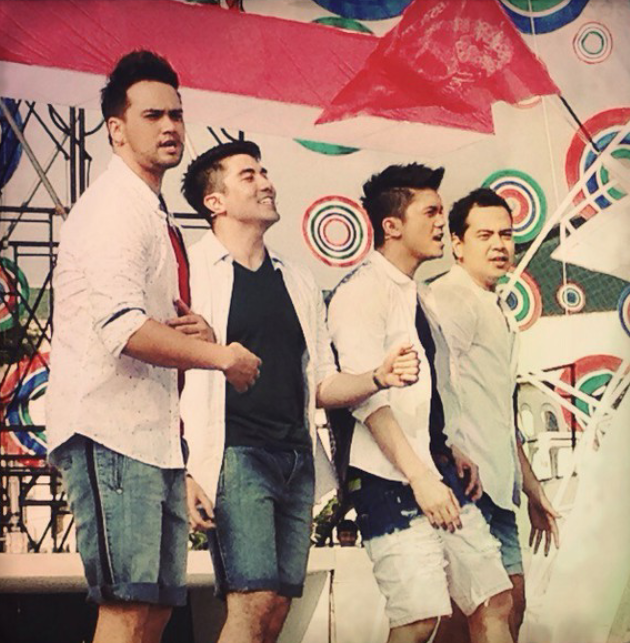 Fashion Pulis Hottest Of Them All Billy Crawford Luis Manzano Vhong Navarro And John Lloyd Cruz