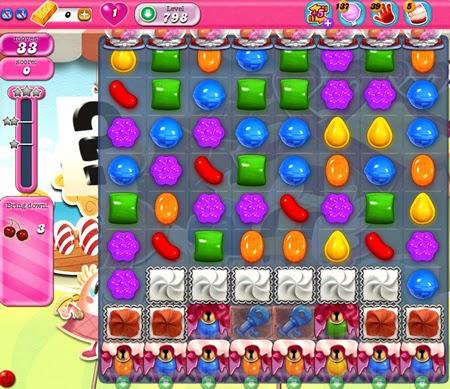 Candy Crush Saga 798