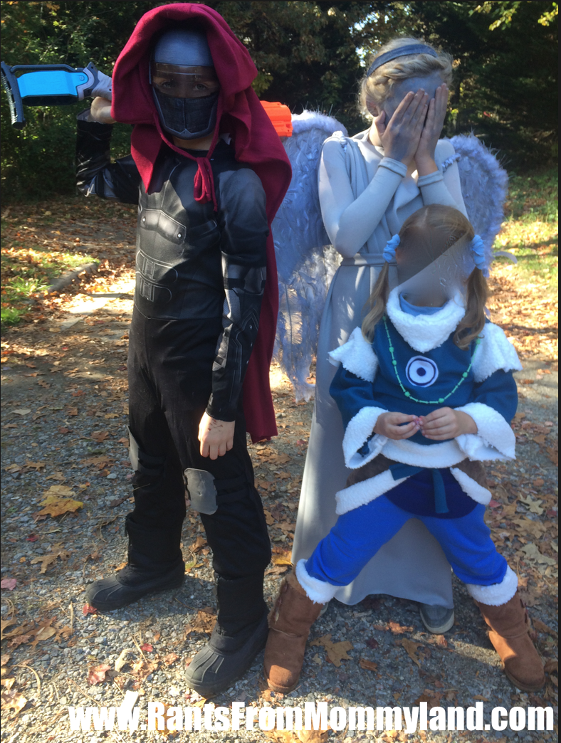 for more about the korra costume we made click here