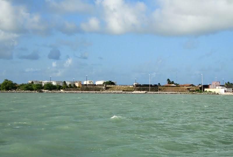 Forte de Cabedelo, antigo Forte Margaretha