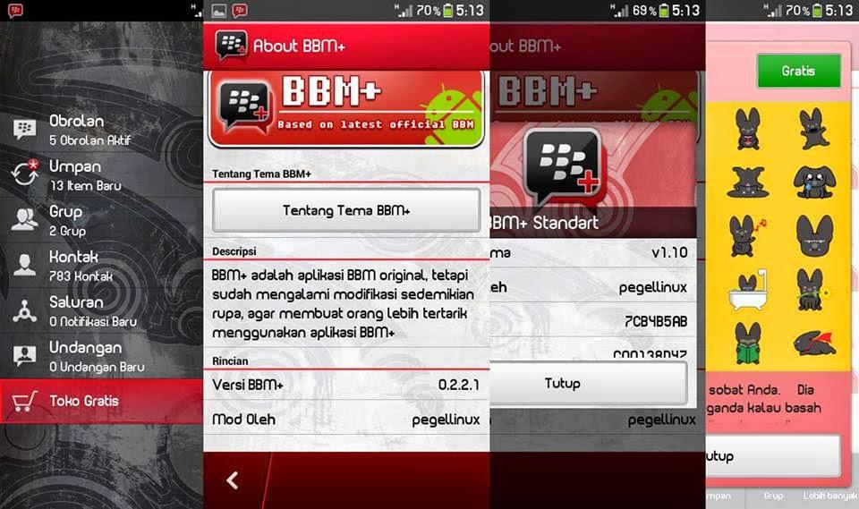 BBM+ Standart v1.11