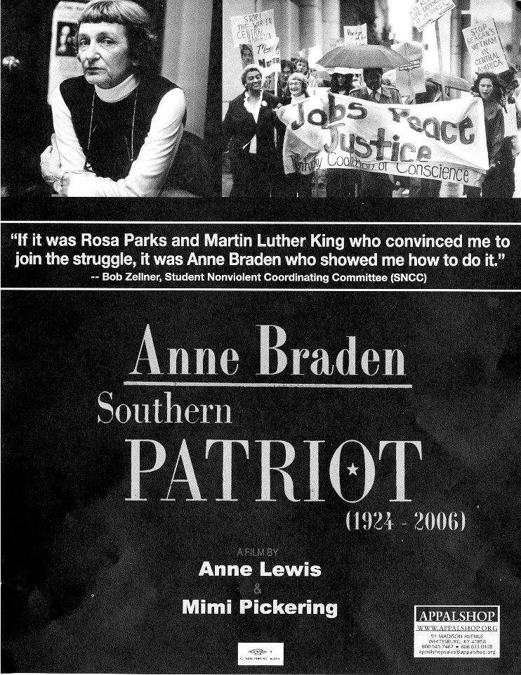 The rag blog film william michael hanks anne braden southern film william michael hanks anne braden southern patriot malvernweather Gallery