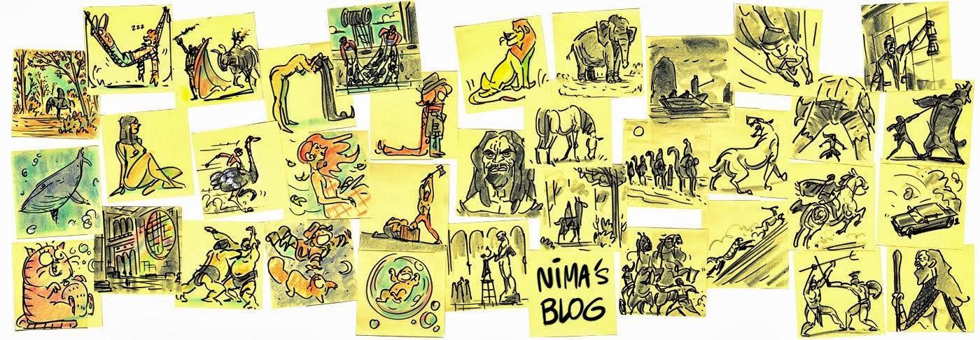 nima's blog