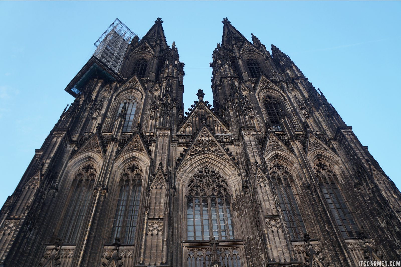 the history of cologne cathedral history essay Summary regarded as the greatest expression of german gothic architecture,  cologne cathedral - along with chartres cathedral.