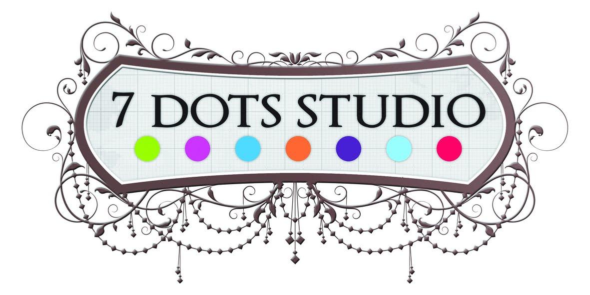 7 Dots Studio blog hop
