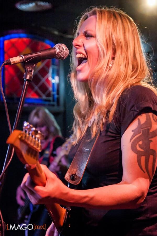 Rock Goddess a la Sala Monasterio, Barcelona
