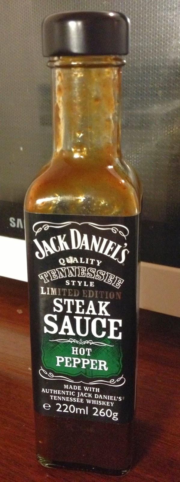 gluten free jack daniels sauce