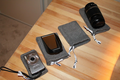 Camera Lens Sleeve