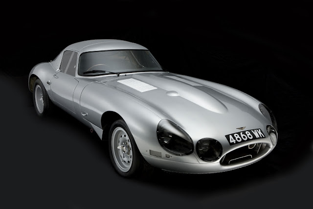 Lindner-Nocker Low Drag Jaguar E-Type Lightweight