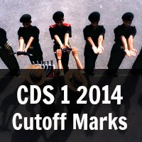 CDS 1 2014 Cutoff Marks CDS 1 Answer Key 2014  Paper 1st, 2nd and 3rd Solution