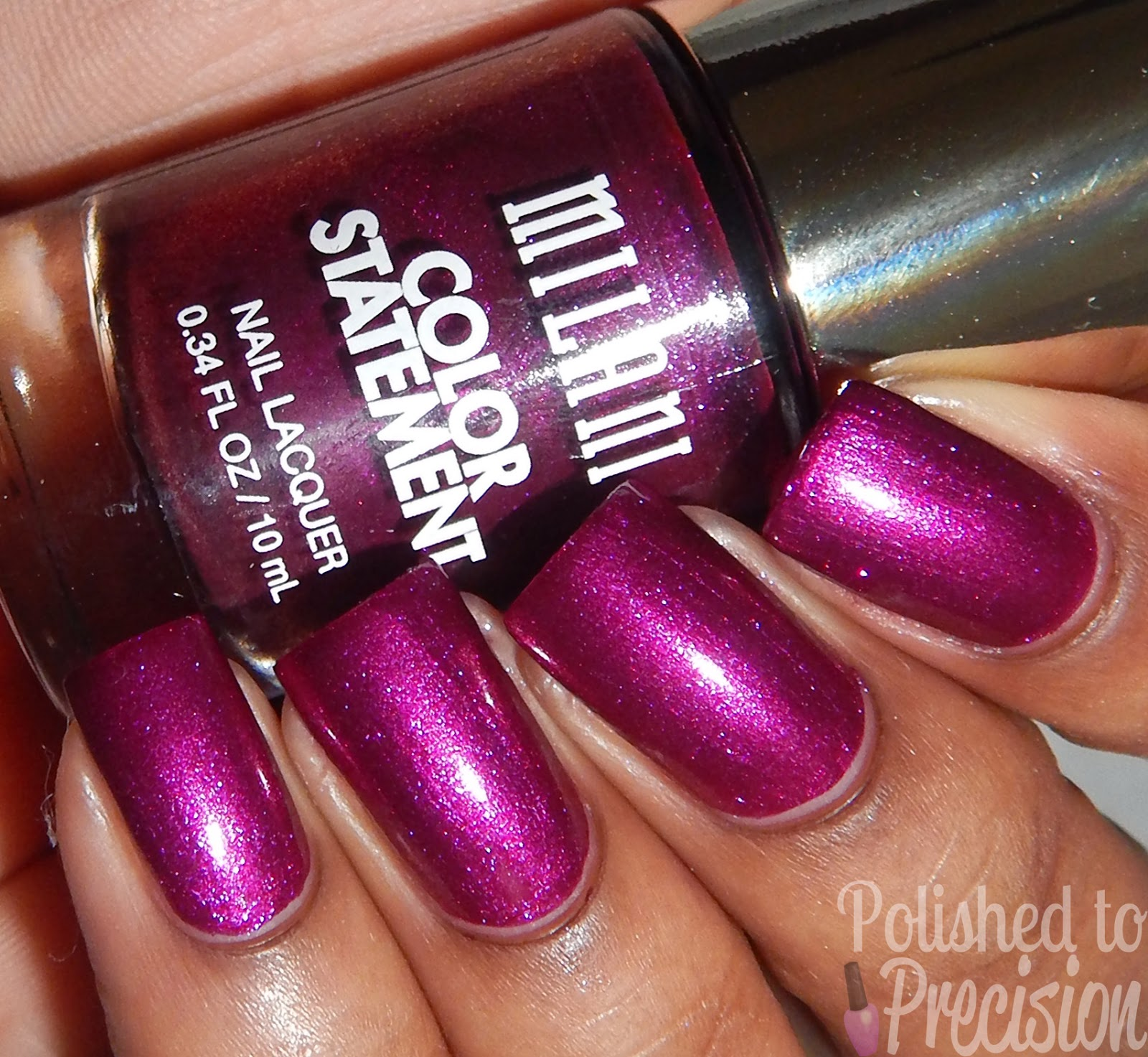 MIlani Cosmetics Sugar Plum