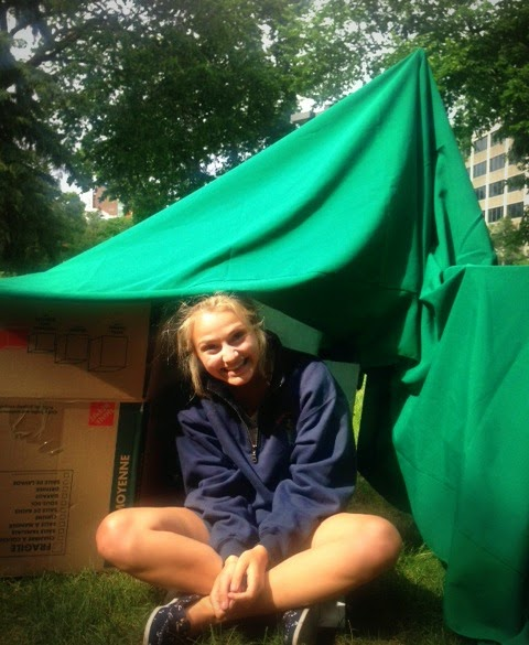 Building a Fort in QUAD
