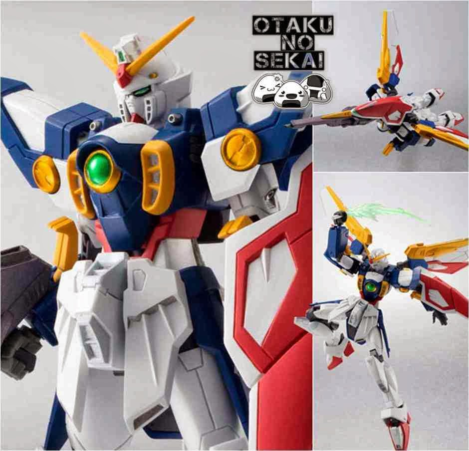 Robot Spirits SIDE MS Wing Gundam