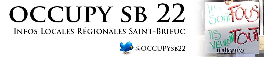 Indignés - 99% - Uncutters Saint-Brieuc (22) - Dalc'homp Sant Brieg
