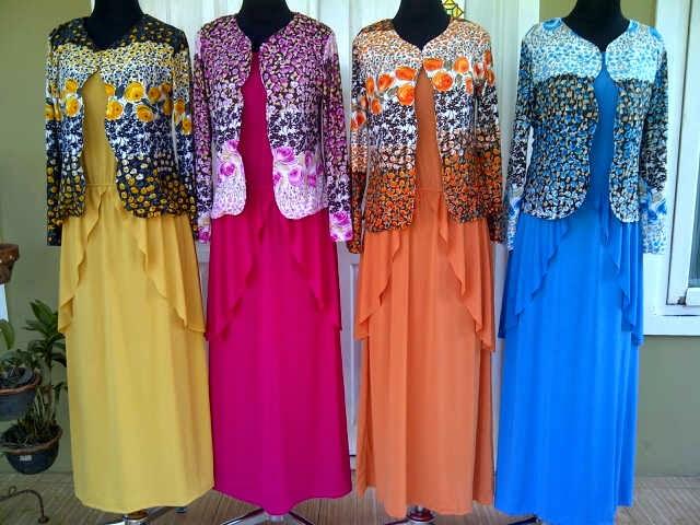 Grosir Baju Muslim Modern Surabaya