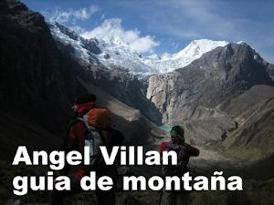 Angel Villan Guia de montaña