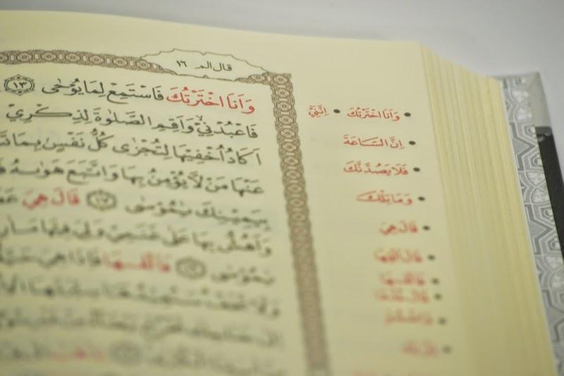 Tips Ringan Menghafal Al-Quran