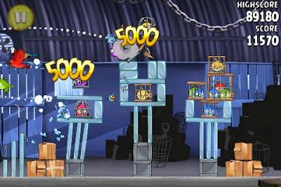 手機遊戲 憤怒鳥 Rio版免費玩