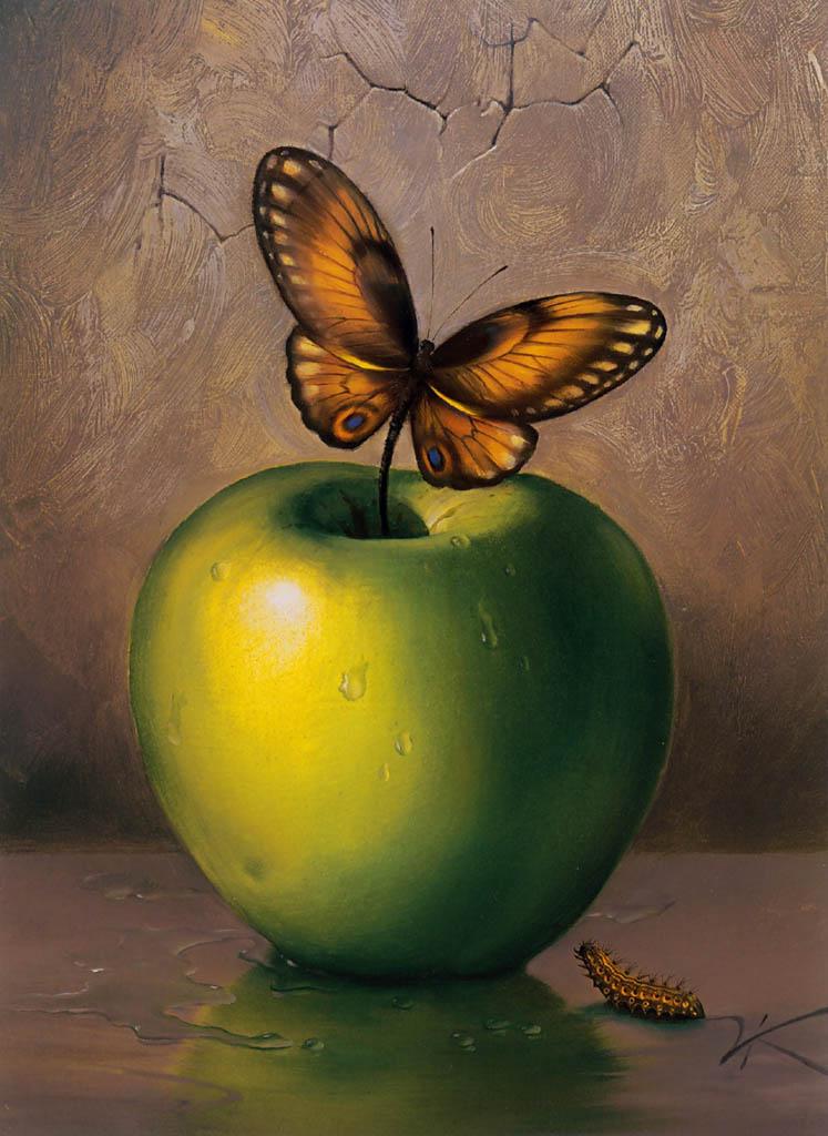 Vladimir Kush 1965 | Russian Surrealist painter | The Metaphorical Realism
