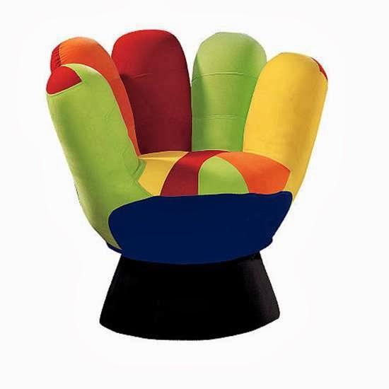 Fauteuil main guide d 39 achat fauteuil main - Fauteuil en forme de main ...