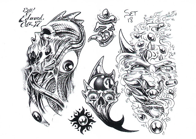 Tattoos Flash
