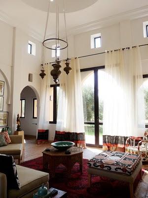 Moorish Arch Window