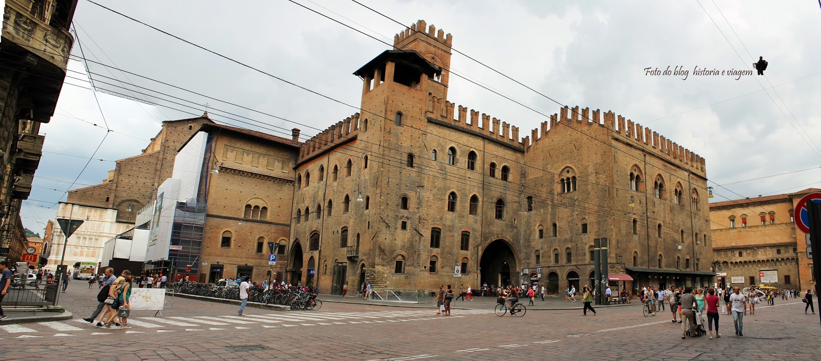 Bolonha - Itália