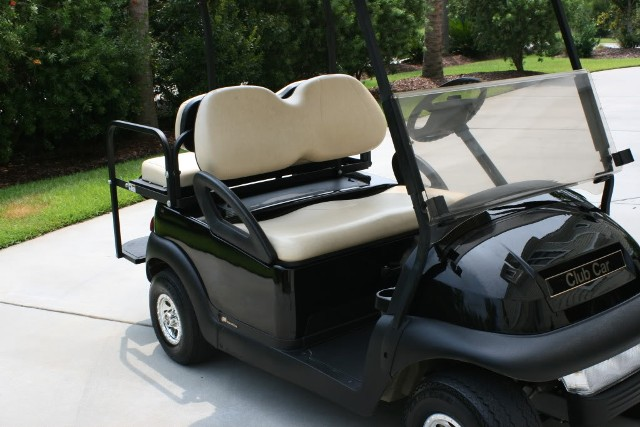 King of Carts: New Gold Standard Golf Cart GAS or Electric ...