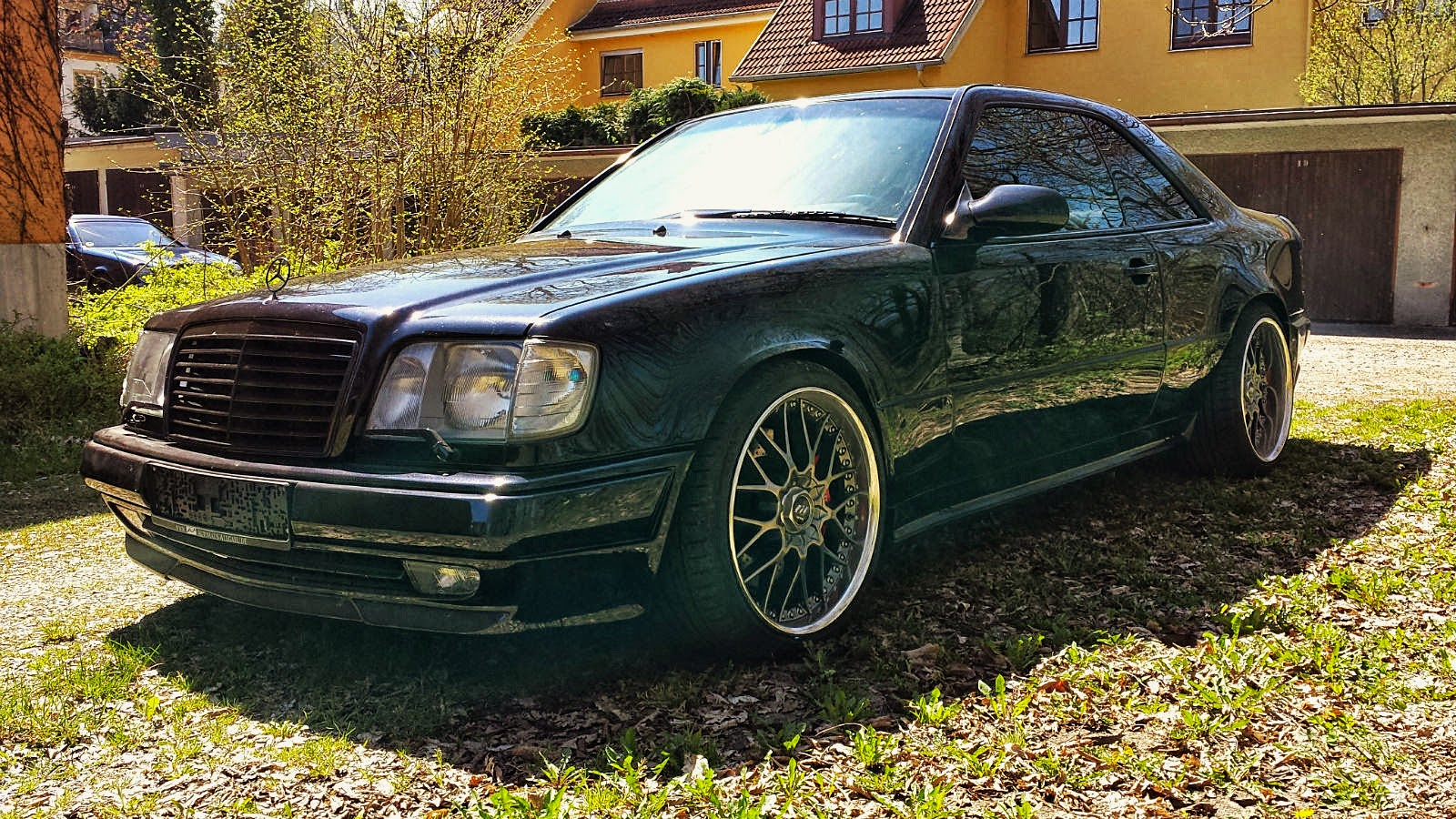 Mercedes benz w124 300ce amg 3 7l benztuning for Mercedes benz w124 amg