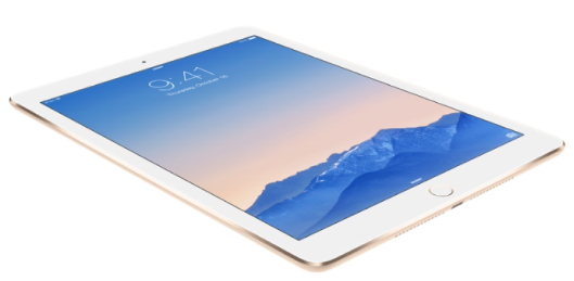 Observations after upgrading from iPad 2 to iPad Air 2